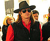 Slide Photo of Val Kilmer At Art Basel in Miami