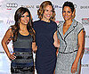 Slide Photo of Halle Berry, Hilary Swank, and Eva Longoria at Event Together