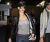 Slide Photo of Rihanna at JFK Airport