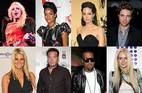 Who Was the Most Talked About Celebrity of 2009?