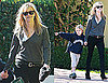 Photos of Reese Witherspoon and Deacon in LA