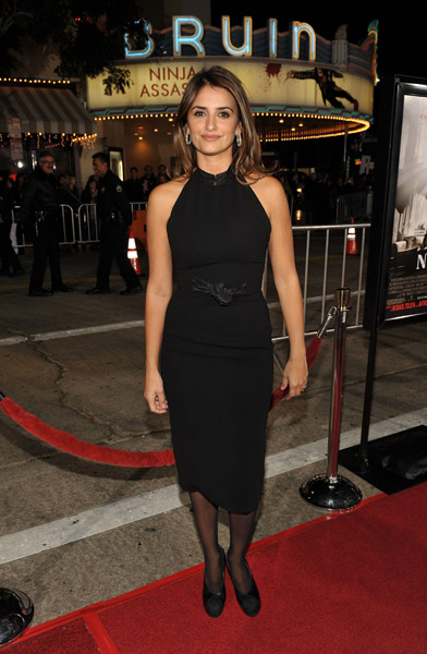 Photos of Nine LA Premiere
