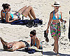 Photos of Kristin Davis With Her Boyfriend in St Barts