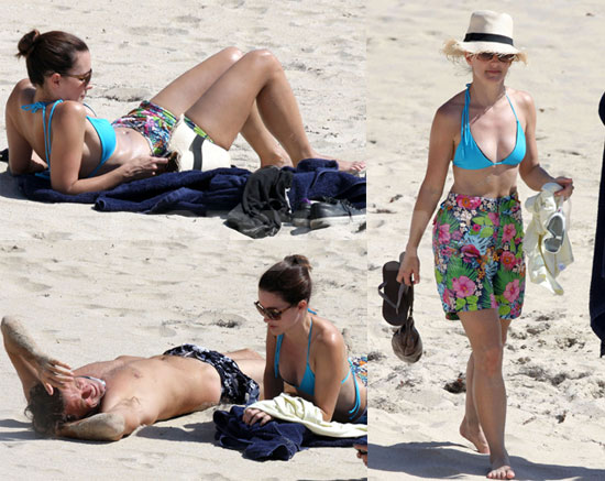 Photos of Kristin Davis bikini