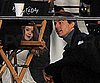 Slide Photo of Suri and Tom Cruise on Set of Knight & Day in Spain