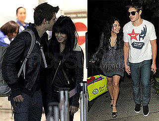 Photos of Zac Efron and Vanessa Hudgens Together in LA