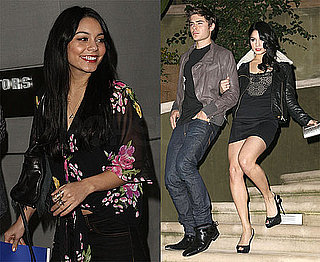 Photos of Vanessa Hudgens Out For Her Birthday With Zac Efron