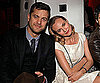 Slide Photo of Diane Kruger and Joshua Jackson at Inglourious Basterds DVD Party