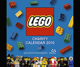 Lego People Star in Their Own 2010 Calendar From the UK