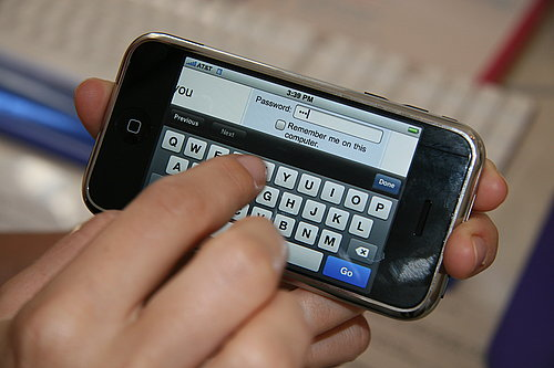 Geek Tip: iPhone Typing Shortcut