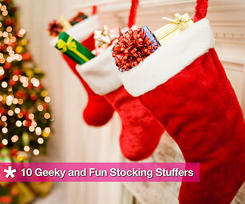 10 Geeky and Fun Stocking Stuffers