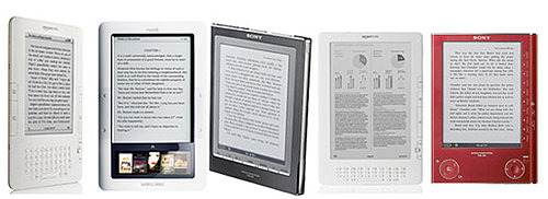 What Is Your Favorite eReader of 2009?