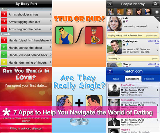 Apps to Help Navigate the World of Dating