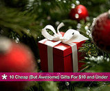 10 Cheap and Awesome Last Minute Gifts For $10 and Under