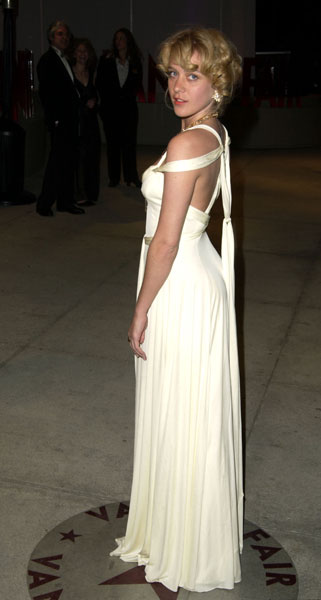 2002, Vanity Fair Oscar Party