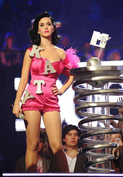 2008, MTV Europe Music Awards