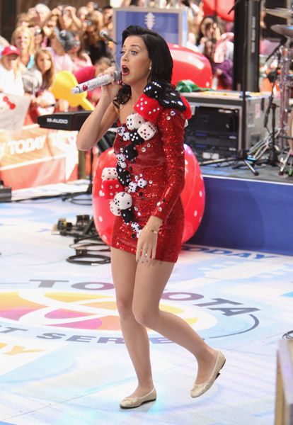 2009, NBC's Today Show
