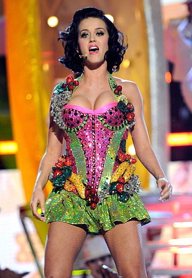 She's So Unusual: Katy Perry's Outrageous Performance Outfits