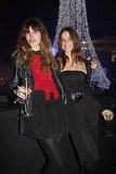 Lou Doillon and Friend