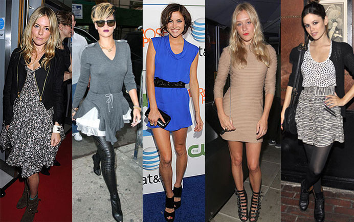 FabSugar's Best Celebrity Style Candidates of 2009
