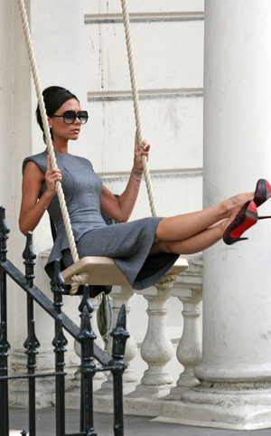 There's No Stopping Victoria Beckham