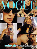Girls on Film: Model Tweets, Vogue Italia, December '09