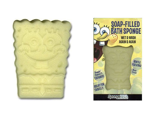 SpongeBob SquarePants Soaks Up Fun and Dirt