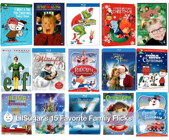 Great Holiday Movies for Kids
