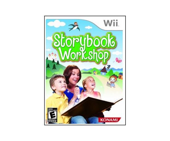 Storybook Workshop ($39)