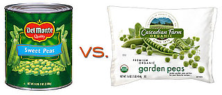 Frozen vs. Canned Vegetables