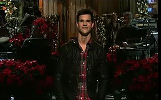 Taylor Lautner Shows Off His Martial Arts Skills on Saturday Night Live