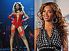How Beyonce Stays in Shape