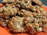 PMS Banana Oatmeal Cookies