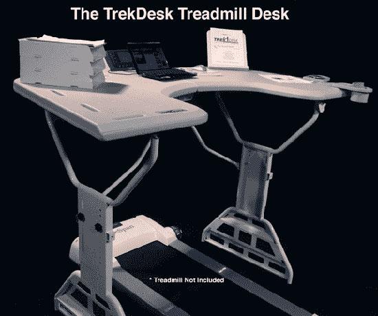 Walk at Work: TrekDesk