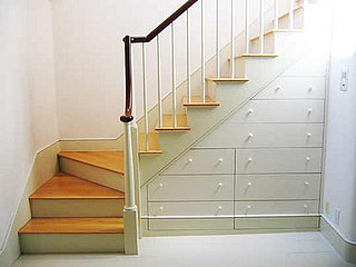 Cool Idea: Under Stair Storage