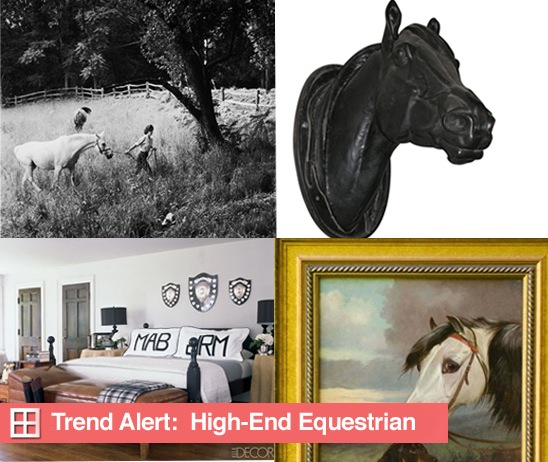 Trend Alert: High-End Equestrian