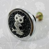 Decorate something fun in your home with this Little Owl Drawer Pull ($20).