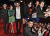 Photos of Robert Pattinson, Kristen Stewart, Taylor Lautner, Bonnie Wright at New Moon UK Fan Event