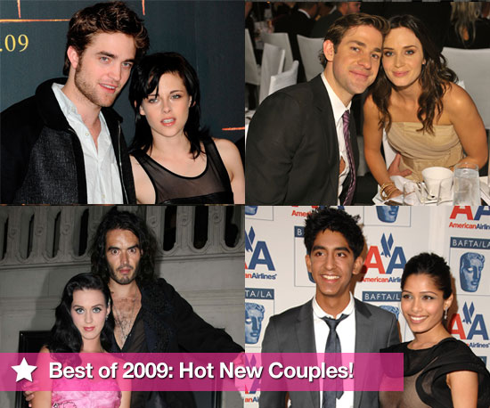... Hottest New Couples of the Year Featuring Robert Pattinson and Kristen