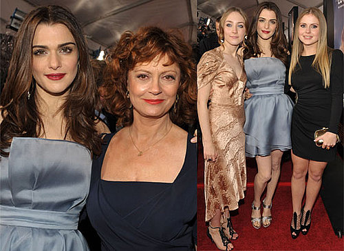 Photos from LA Premiere of The Lovely Bones including Rachel Weisz, Rose McIver, Saoirse Ronan, Matt Dallas, Susan Sarandon