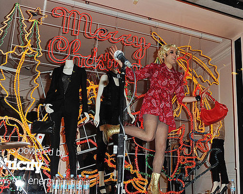 Photos from Stella McCartney Christmas Lights turn On
