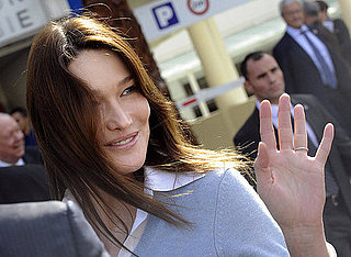 Carla Bruni to Star in Woody Allen's New Film