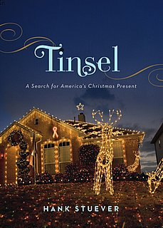 Book Bag: Tinsel Unwraps America's Christmas Craze