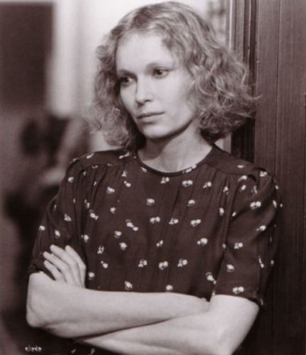 Mia Farrow