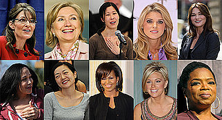 Who Is Your Favorite Female Newsmaker of 2009?