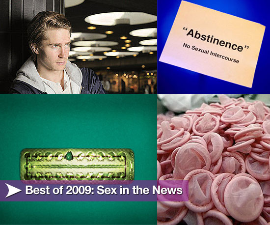 Biggest Headlines of 2009: Sex in the News 