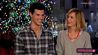 Taylor Lautner on Saturday Night Live