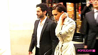 Nicole Richie's New Hair Color, Taylor Lautner on Saturday Night Live, Victoria Beckham in Paris With Marc Jacobs