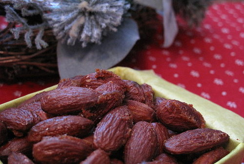 Fast and Easy Recipe For Holiday Smoky and Spicy Almonds
