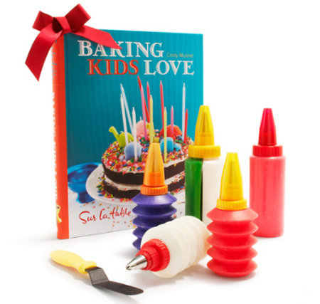 Kids' Baking Gift Set